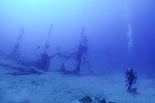 なかゆくい 漁網