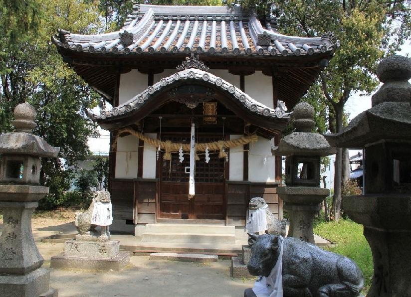 14805fcd唐崎神社全景