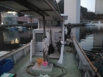 西村釣り船
