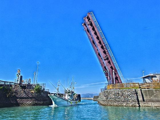 171101手結の跳ね橋HDR