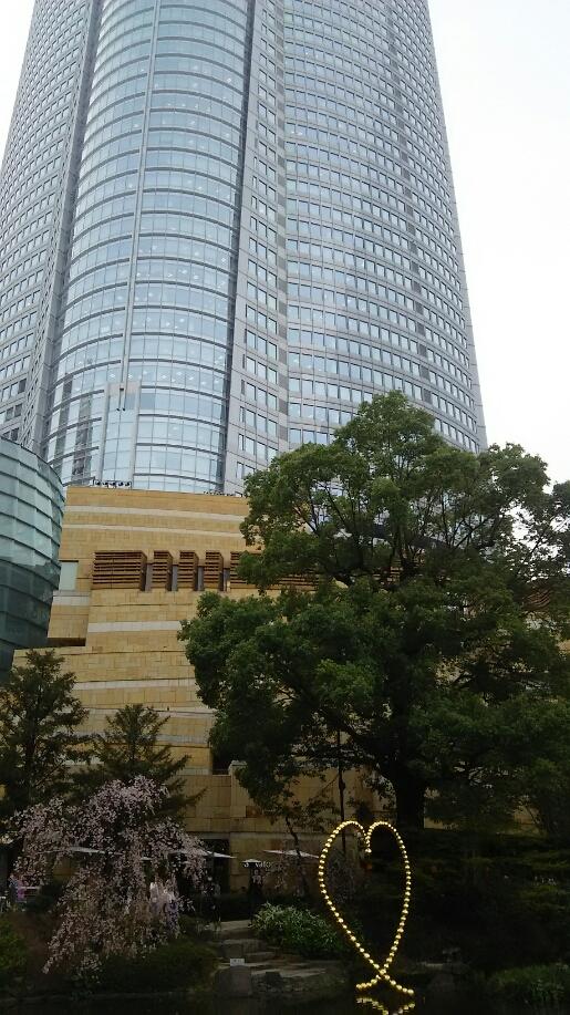 桜 毛利庭園2
