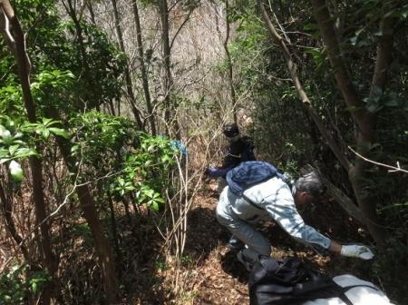 石割岳 2018-03-24 092