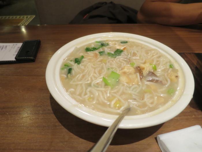 香港 夕食 おすすめ