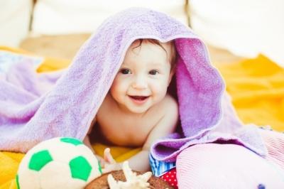 赤ちゃんは語学の天才2