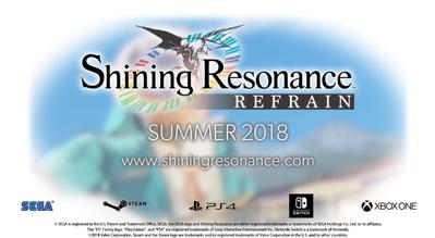 『シャイニングレゾナンスリフレイン』がニンテンドースイッチ、XboxOne向けに海外発売決定!!