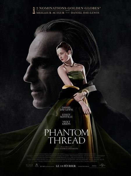 ファントム・スレッド Phantom Thread