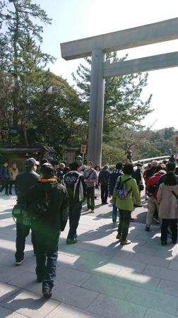 2018 CLUB-FRIENDS 伊勢神宮・交通安全祈願ツーリング & パールロード鳥羽展望台