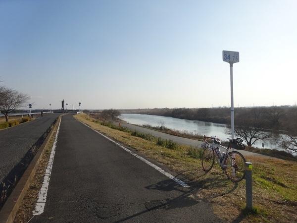 20180121利根運河 (2)