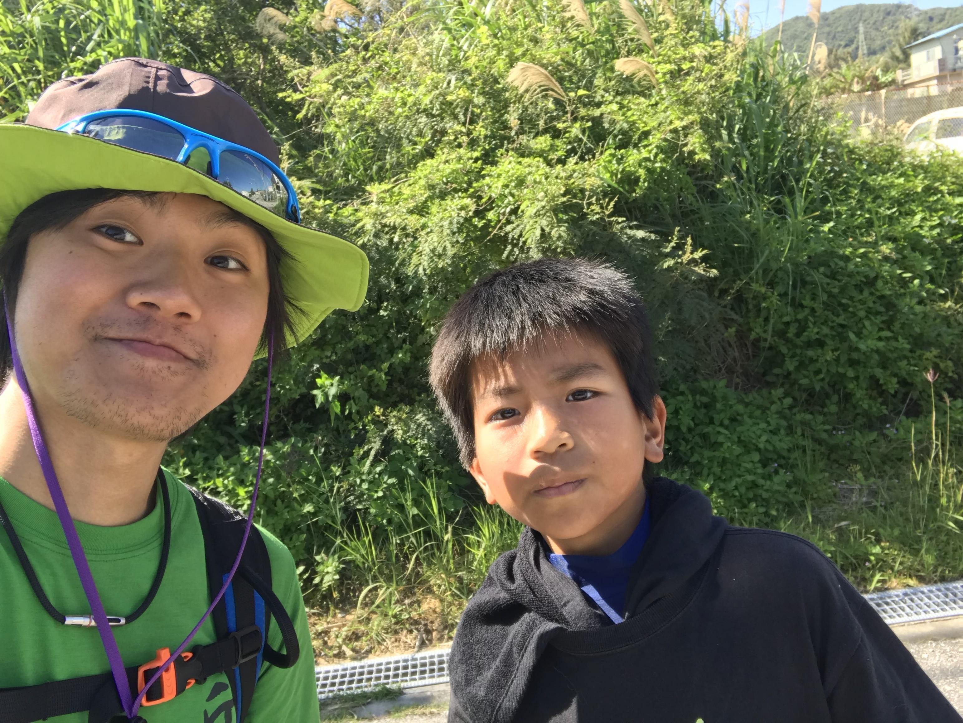 201803沖縄イメメンの少年