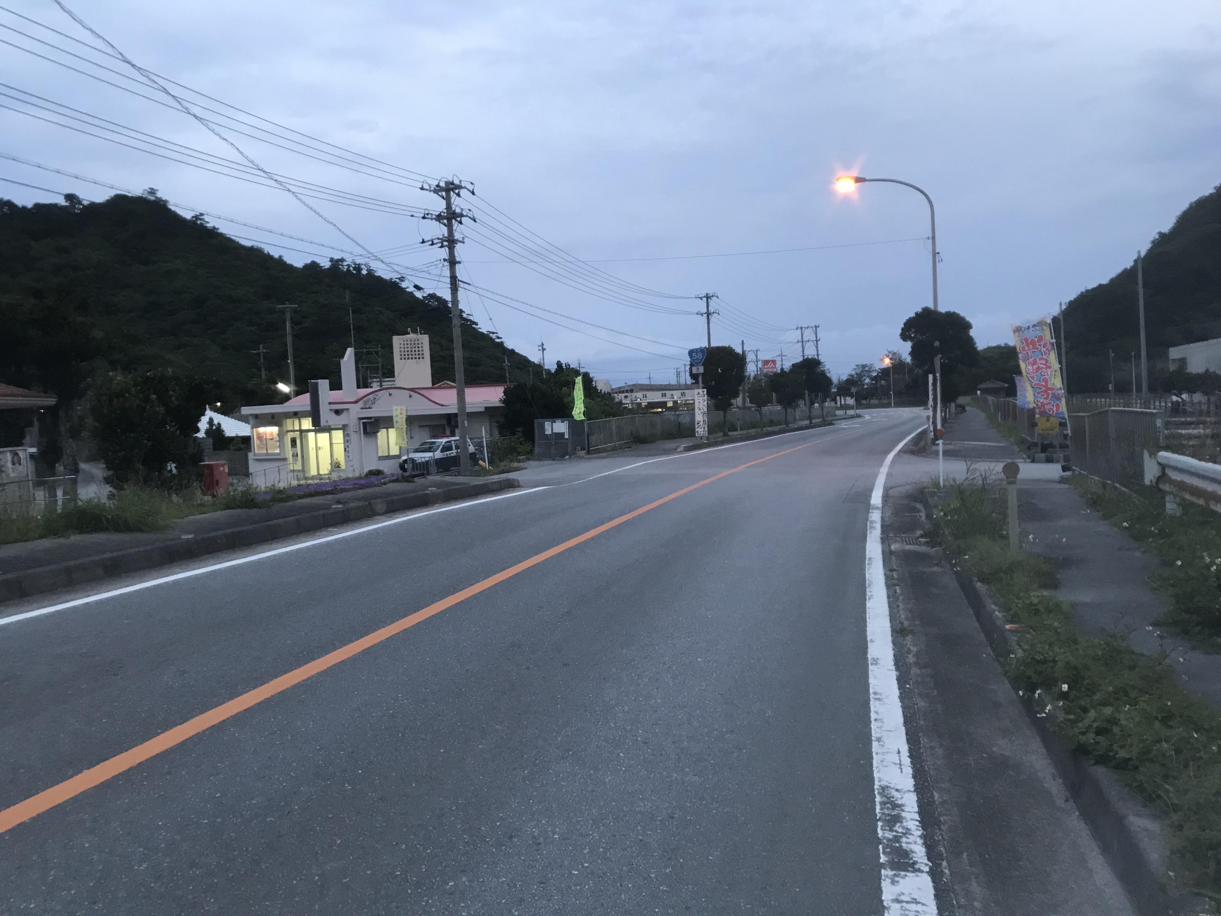 201803沖縄奥到着