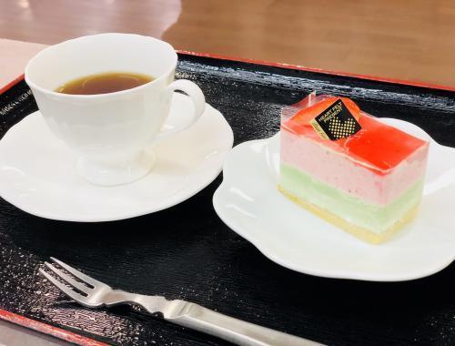ひな祭りお茶会①