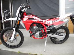 RS125R試乗車