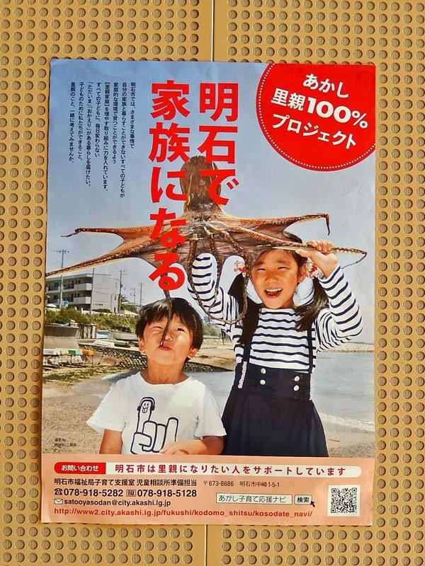 干し蛸と里親