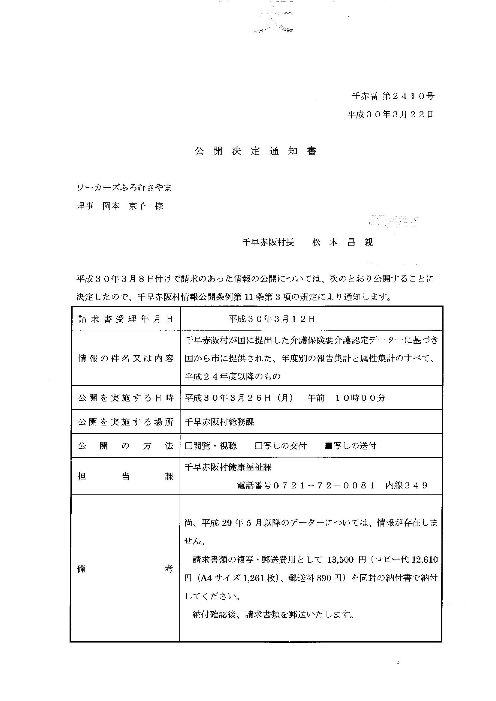 千早赤阪村H300322