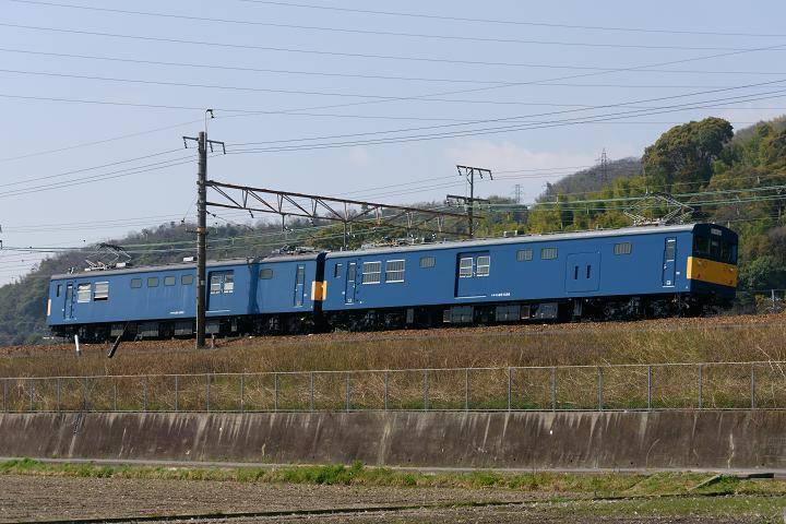 クモヤ145-1140s