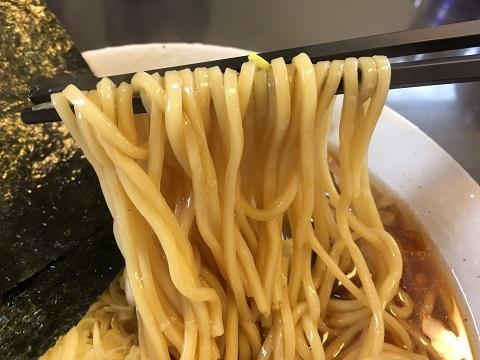 特製中華そば麺