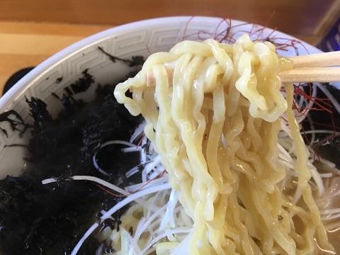 味噌中華麺