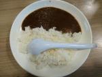 カレー@麺屋青空新大阪店