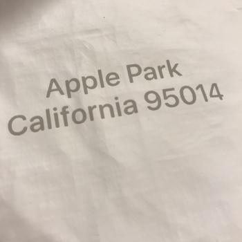Apple Park トート