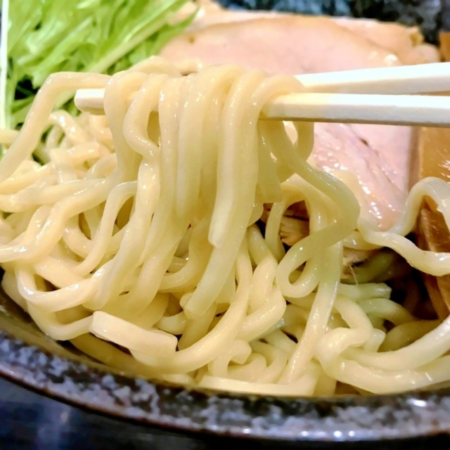 ラーメンつけ麺 奔放 (16)
