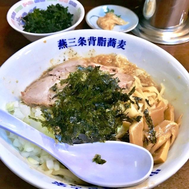 中華そば ぎと家 (6)