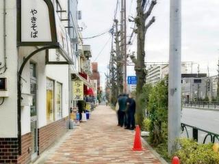 ラーメン二郎 西台駅前店 (1)