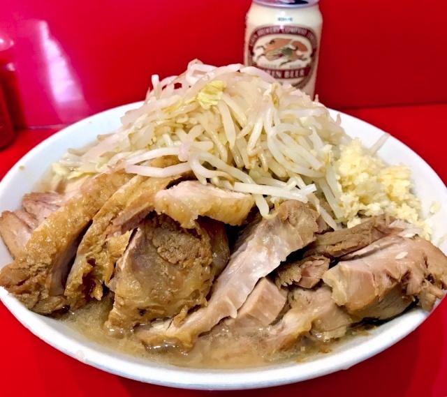 ラーメン二郎 西台駅前店 (9)