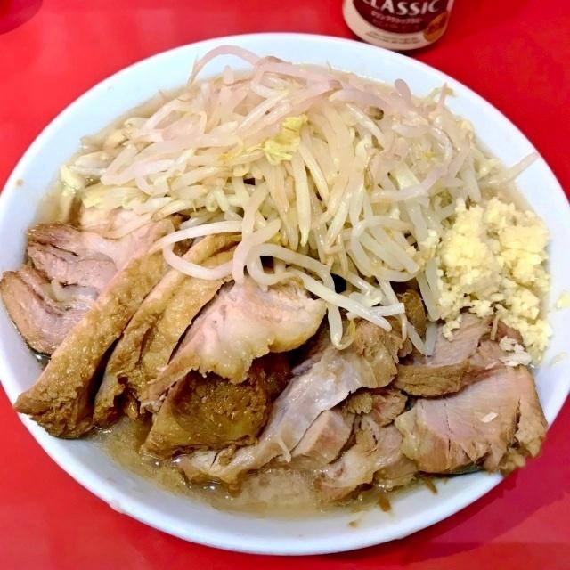 ラーメン二郎 西台駅前店 (10)