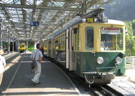 ベンゲンアルプ鉄道
