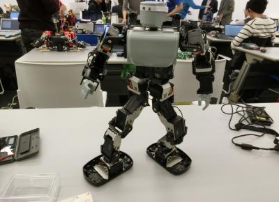 第16回ROBO-ONElight基本姿勢1