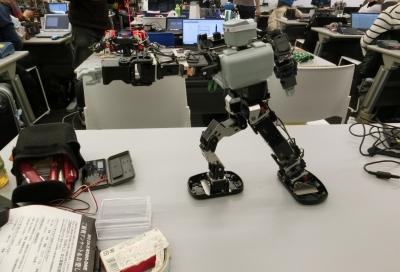 第16回ROBO-ONElight基本姿勢3
