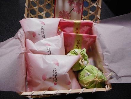 桜和菓子2
