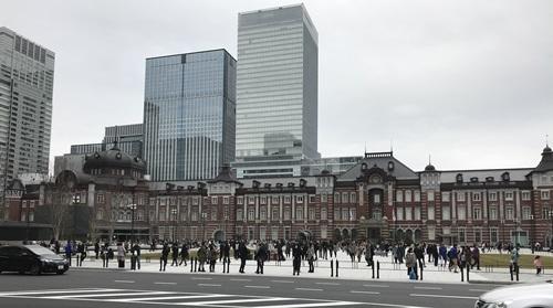 東京駅全景2