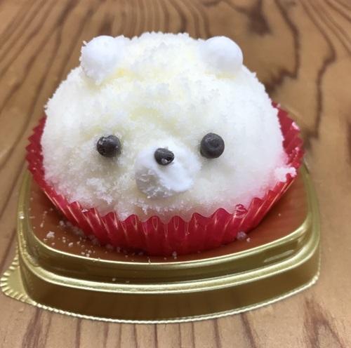 くまちゃんケーキ