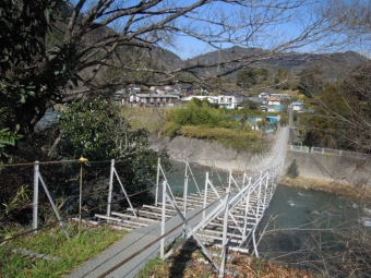 吊り橋180311