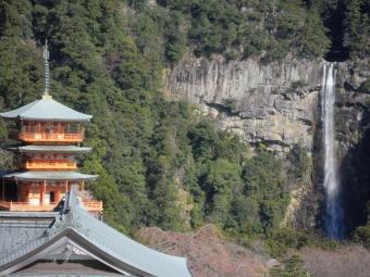 那智の滝180317