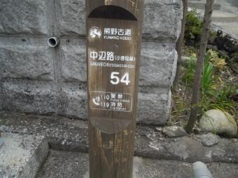 中辺路終わりNO54180318