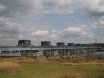 相模川取水口180324