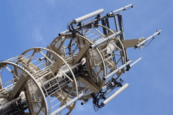 電波タワー