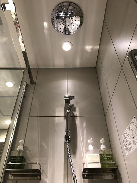 レッドプラネット 名古屋 錦 レインシャワー