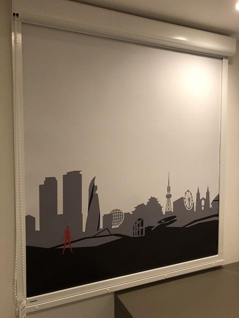 レッドプラネット 名古屋 錦 窓