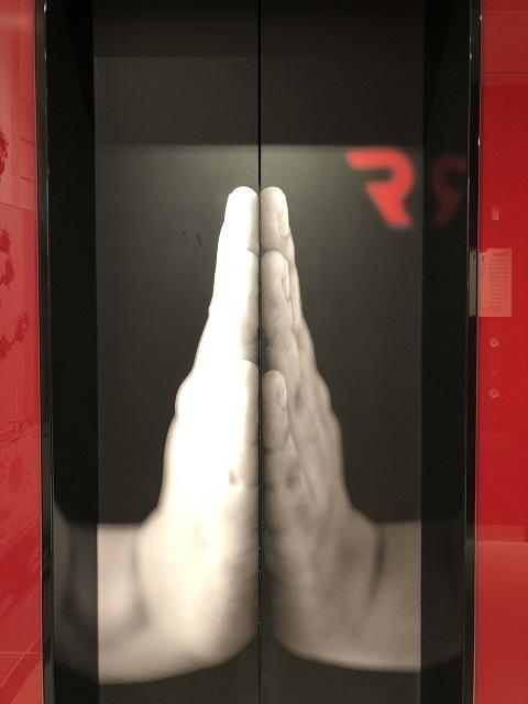 レッドプラネット 名古屋 錦 エレベーター