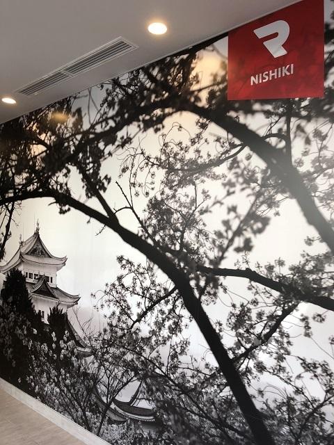 レッドプラネット 名古屋 錦 エントランス
