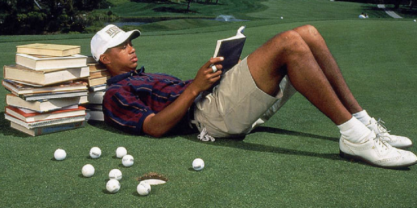 Best golf books to read