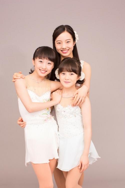 【朗報】エッチな3姉妹、本田真凛(16)、本田望結(13)、本田紗来(10)、服の露出が増す