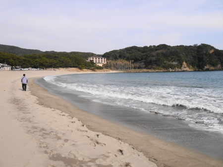 弓ヶ浜ビーチ