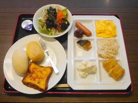 朝食 マーの選択