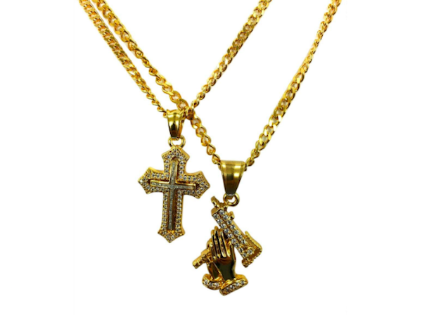 UZI CROSS SET