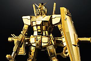 MG ガンダムベース限定景品 RX-78-2 ガンダム Ver.3.0 [ゴールドコーティング]rt