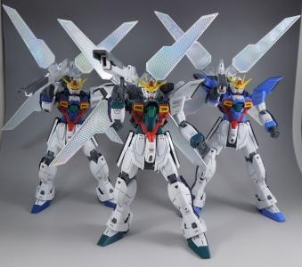 MG ガンダムXのレビュー (1)